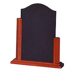 3 Chevalets de table en bois - ardoise de comptoir - prix selon taille