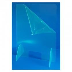 Protection plexiglas covid19, épaisseur 3mm: H900xL670mm